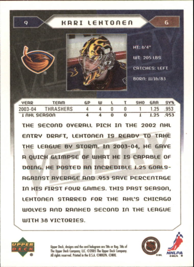 2005-06-Upper-Deck-Victory-Hockey-Cards-1-250-Pick-From-List thumbnail 17