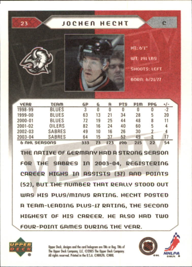 2005-06-Upper-Deck-Victory-Hockey-Cards-1-250-Pick-From-List thumbnail 43