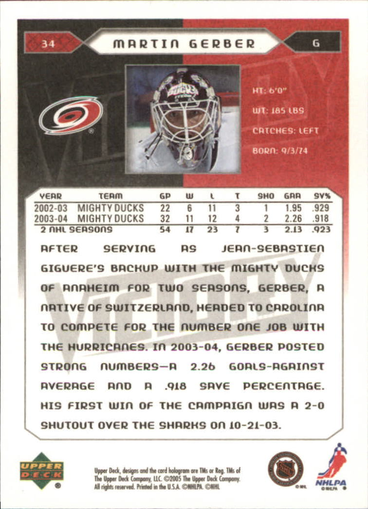 2005-06-Upper-Deck-Victory-Hockey-Cards-1-250-Pick-From-List thumbnail 63