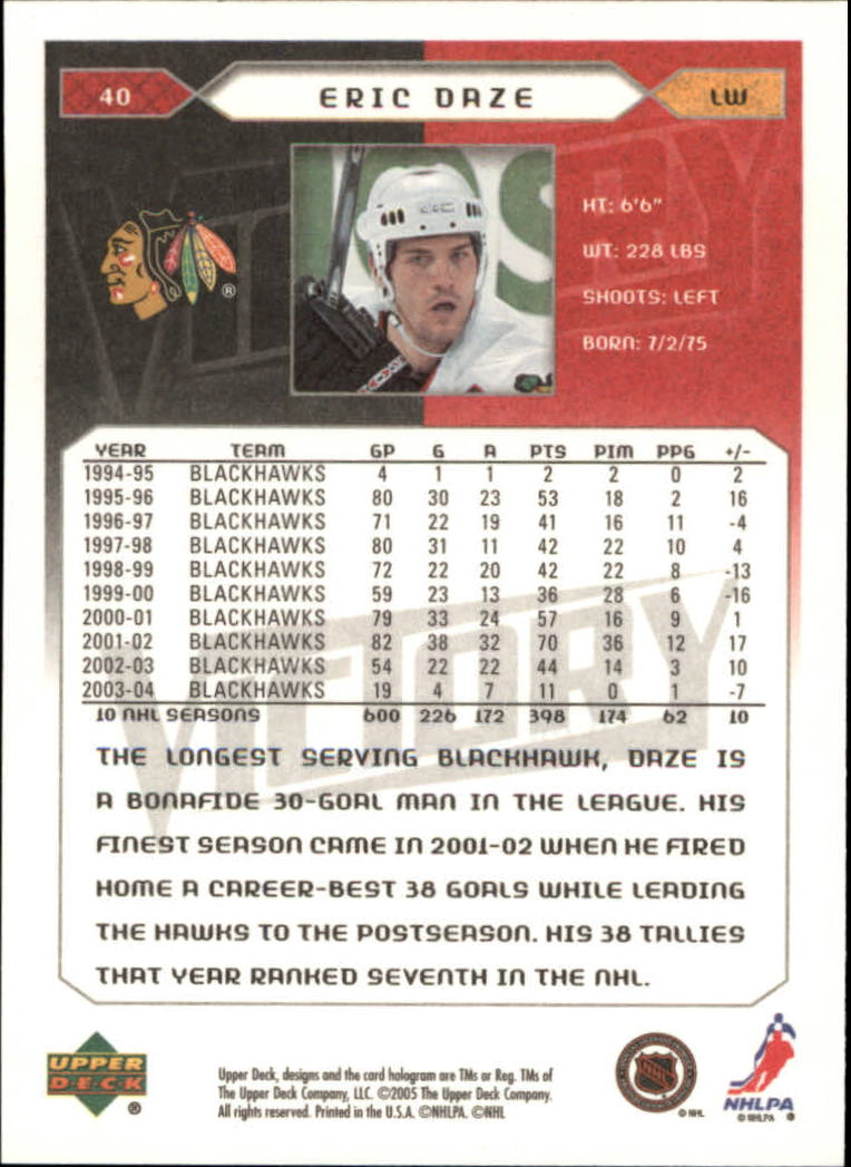 2005-06-Upper-Deck-Victory-Hockey-Cards-1-250-Pick-From-List thumbnail 75