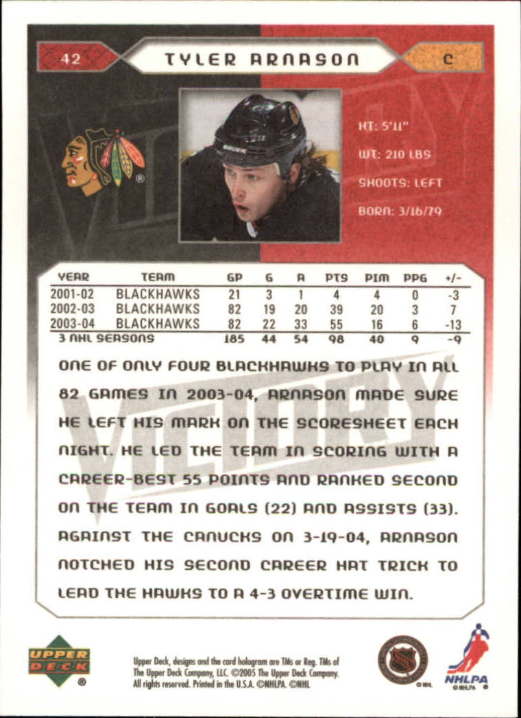 2005-06-Upper-Deck-Victory-Hockey-Cards-1-250-Pick-From-List thumbnail 79