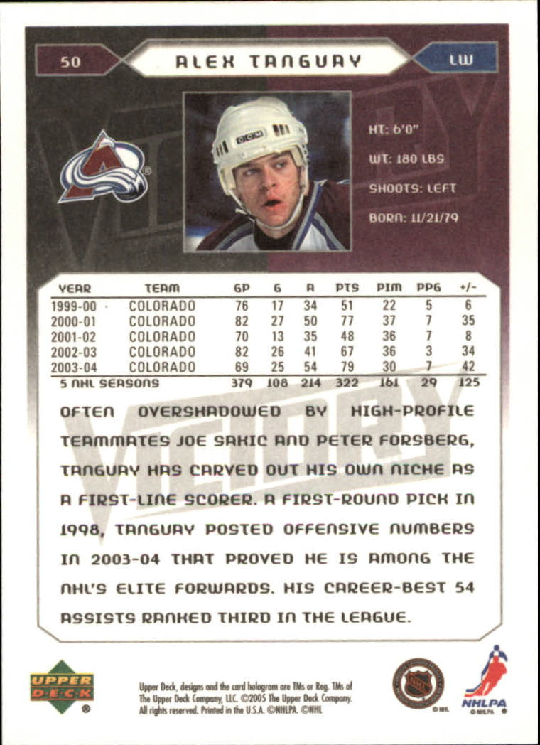 2005-06-Upper-Deck-Victory-Hockey-Cards-1-250-Pick-From-List thumbnail 95