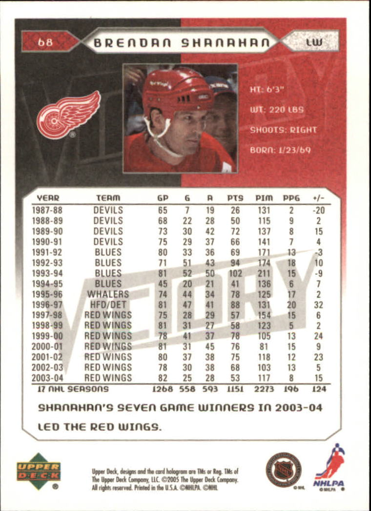 2005-06-Upper-Deck-Victory-Hockey-Cards-1-250-Pick-From-List thumbnail 129