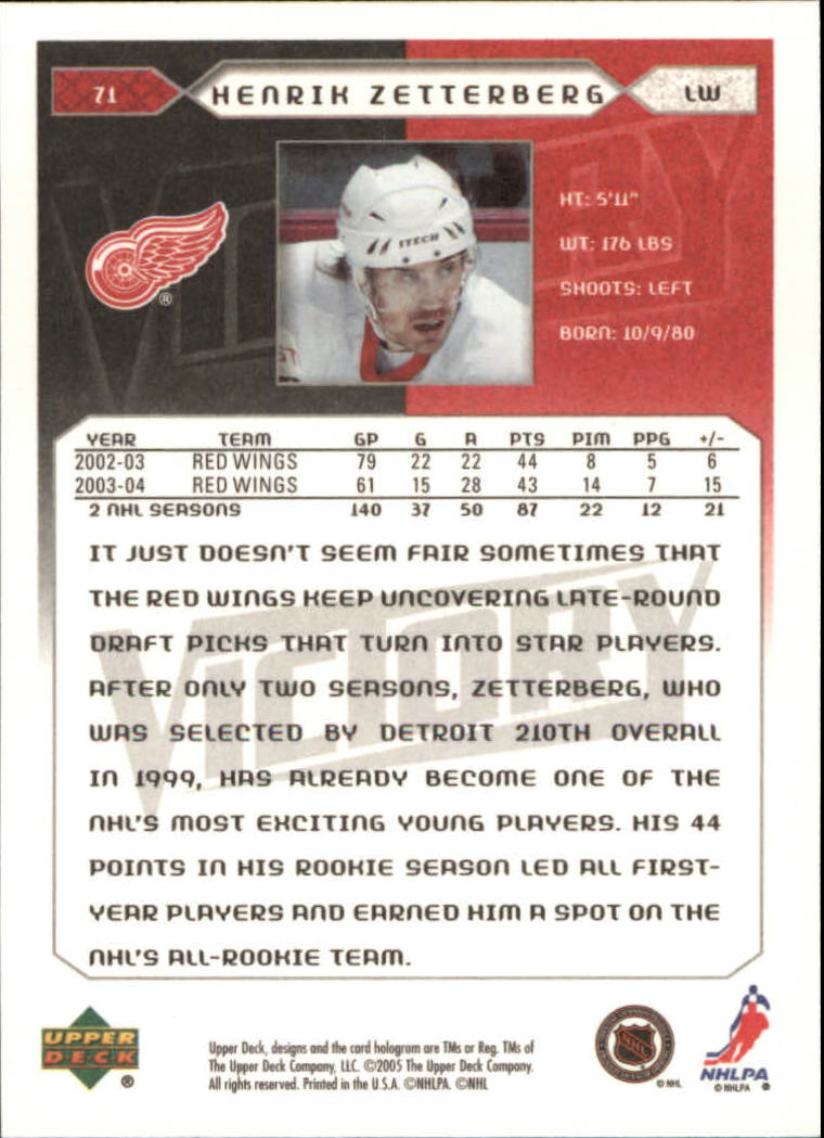 2005-06-Upper-Deck-Victory-Hockey-Cards-1-250-Pick-From-List thumbnail 135