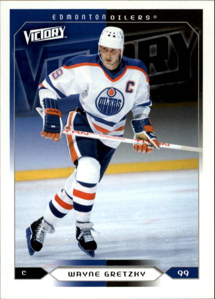 2005-06 Upper Deck Victory #77 Wayne Gretzky