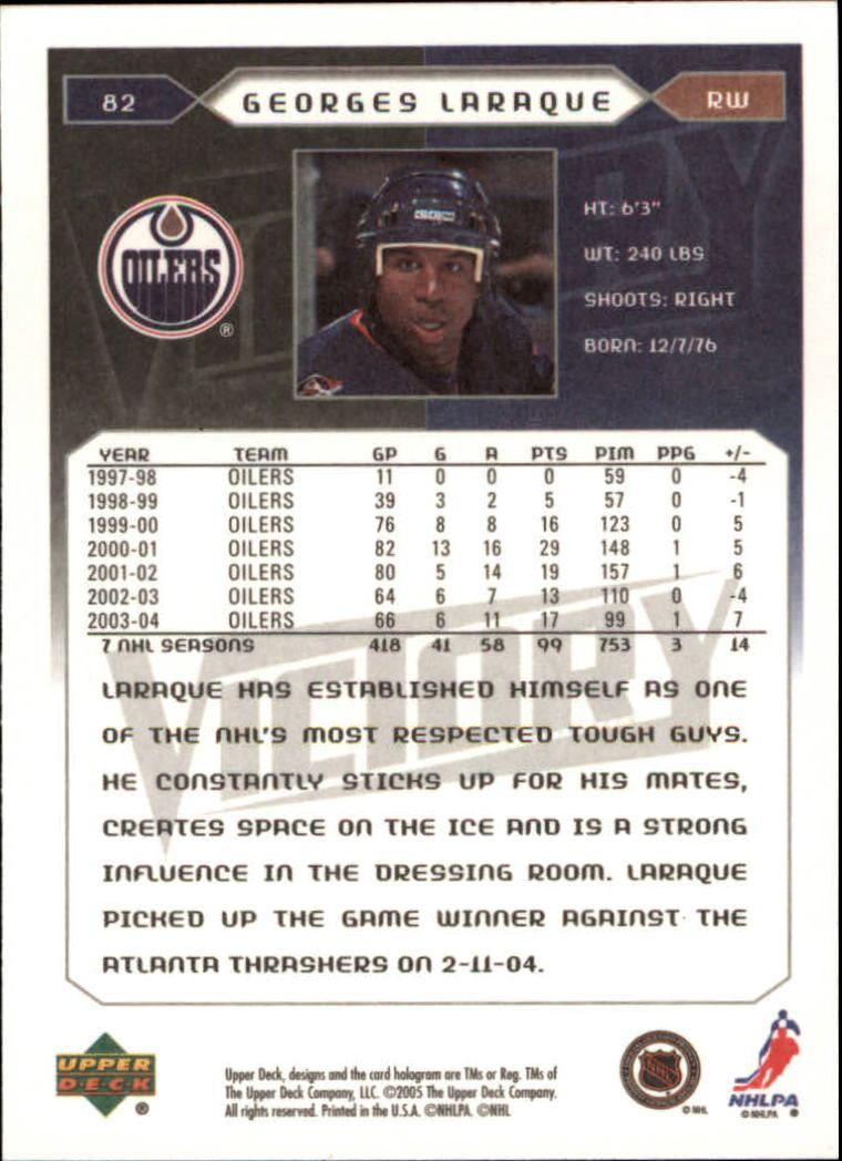 2005-06-Upper-Deck-Victory-Hockey-Cards-1-250-Pick-From-List thumbnail 151
