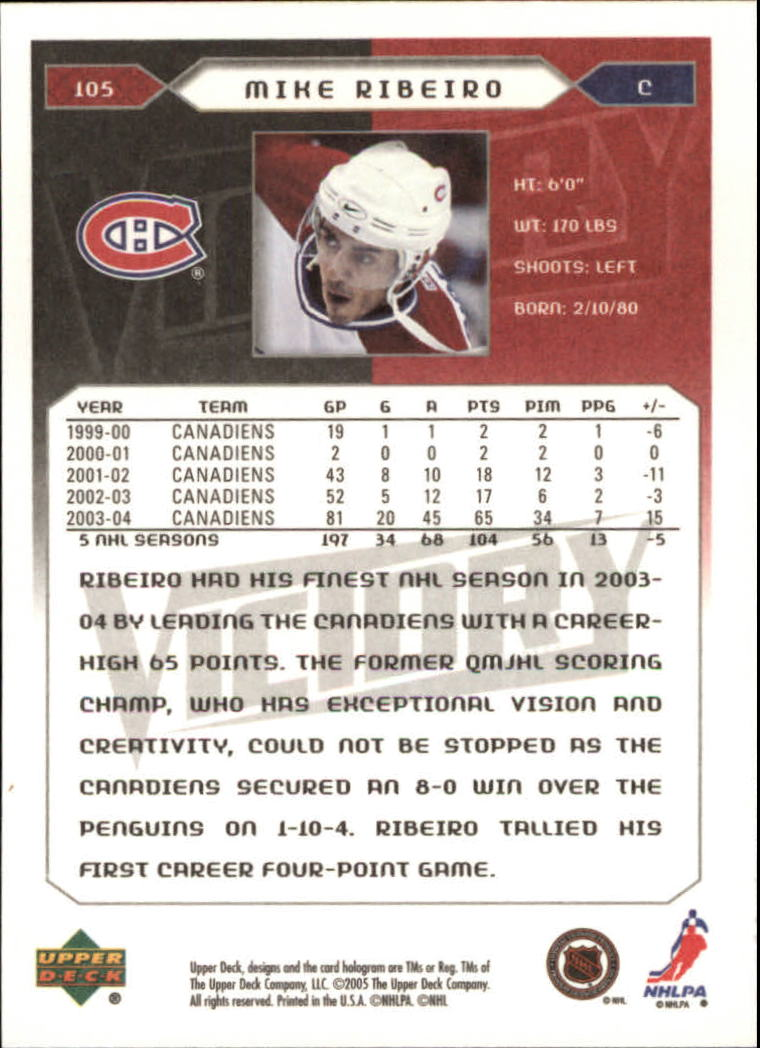 2005-06-Upper-Deck-Victory-Hockey-Cards-1-250-Pick-From-List thumbnail 193
