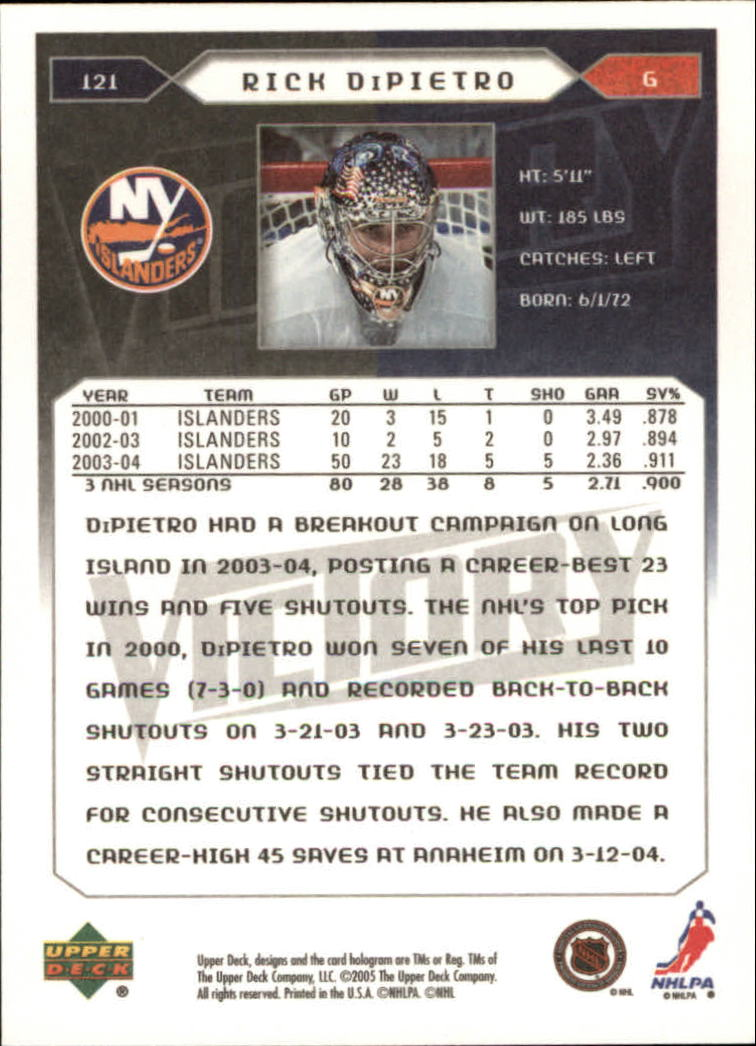 2005-06-Upper-Deck-Victory-Hockey-Cards-1-250-Pick-From-List thumbnail 225