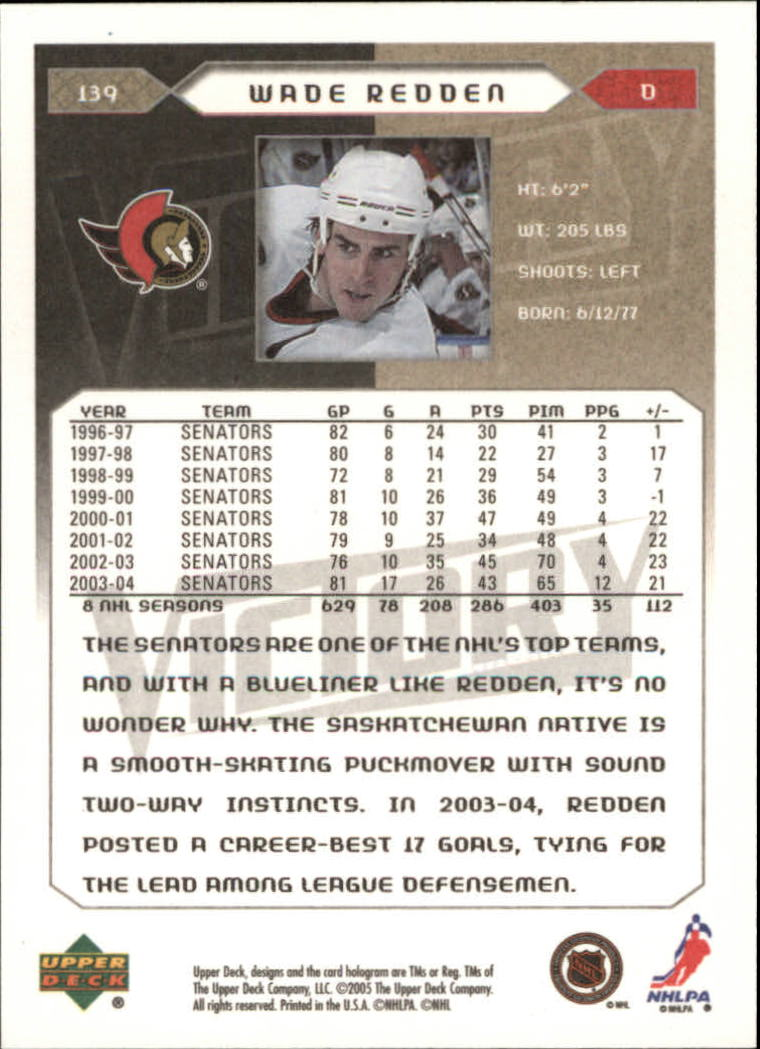 2005-06-Upper-Deck-Victory-Hockey-Cards-1-250-Pick-From-List thumbnail 257