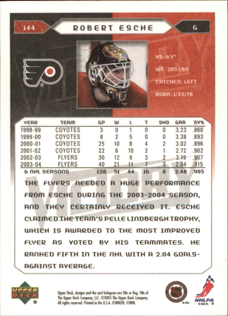 2005-06-Upper-Deck-Victory-Hockey-Cards-1-250-Pick-From-List thumbnail 267