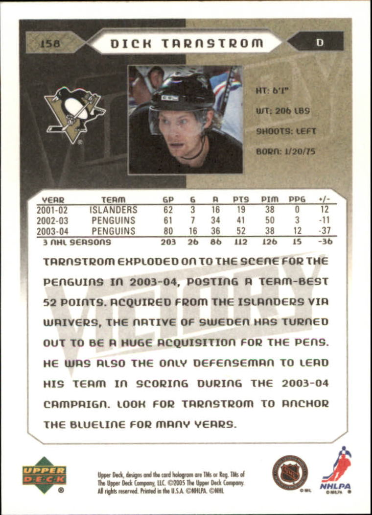 2005-06-Upper-Deck-Victory-Hockey-Cards-1-250-Pick-From-List thumbnail 293