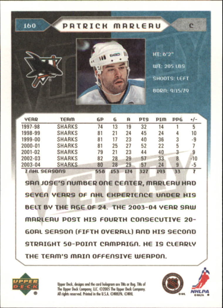2005-06-Upper-Deck-Victory-Hockey-Cards-1-250-Pick-From-List thumbnail 297