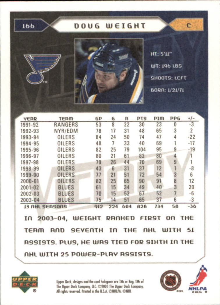 2005-06-Upper-Deck-Victory-Hockey-Cards-1-250-Pick-From-List thumbnail 307