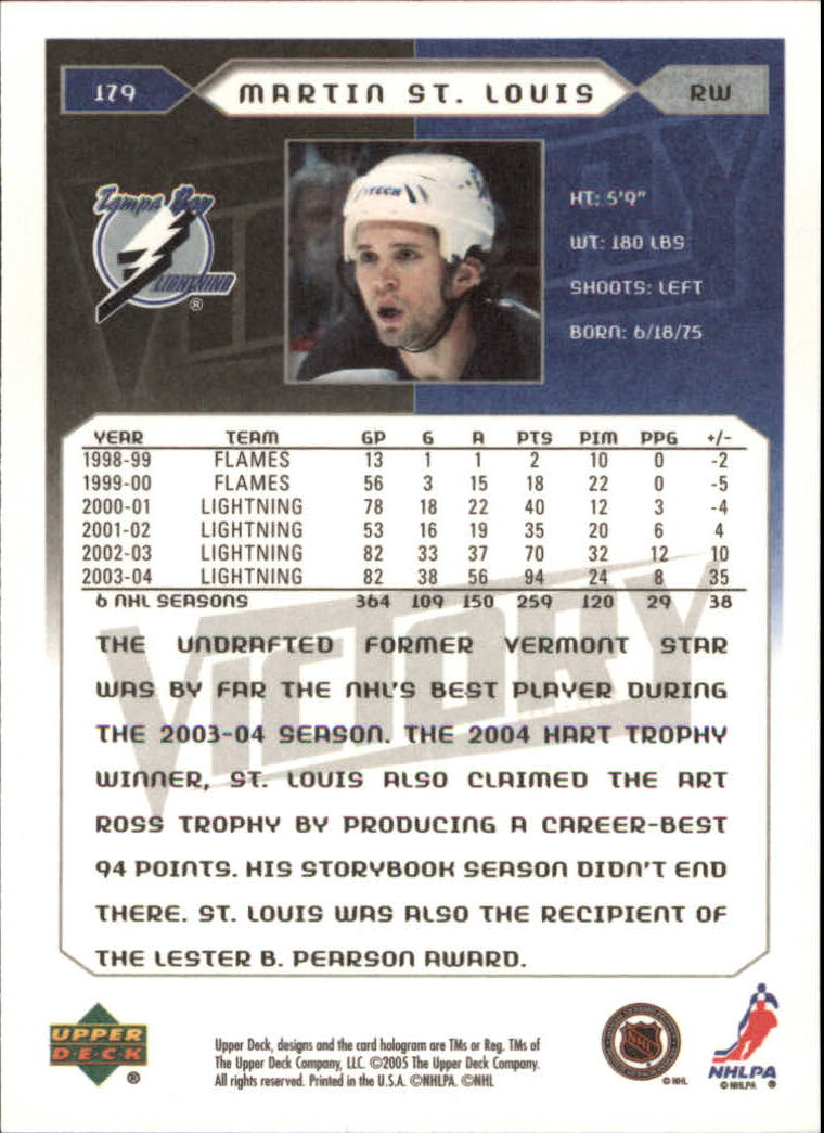 2005-06-Upper-Deck-Victory-Hockey-Cards-1-250-Pick-From-List thumbnail 333