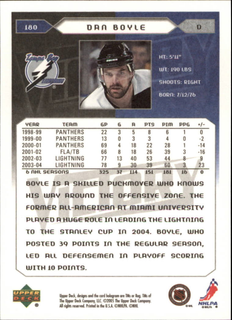 2005-06-Upper-Deck-Victory-Hockey-Cards-1-250-Pick-From-List thumbnail 335