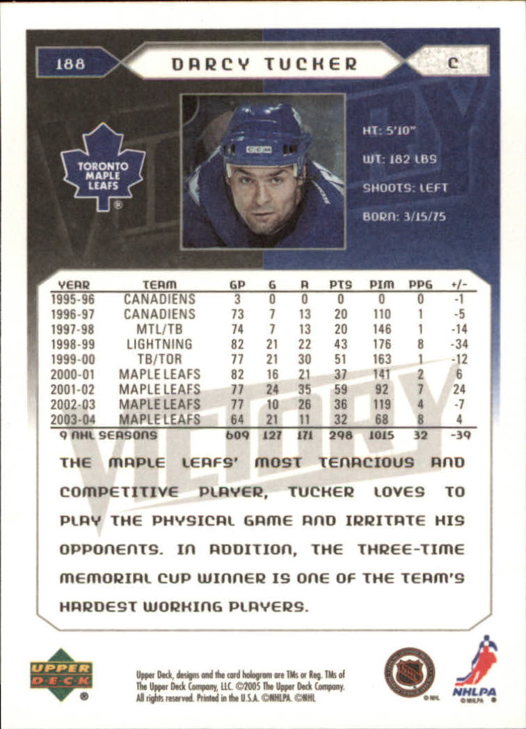 2005-06-Upper-Deck-Victory-Hockey-Cards-1-250-Pick-From-List thumbnail 351