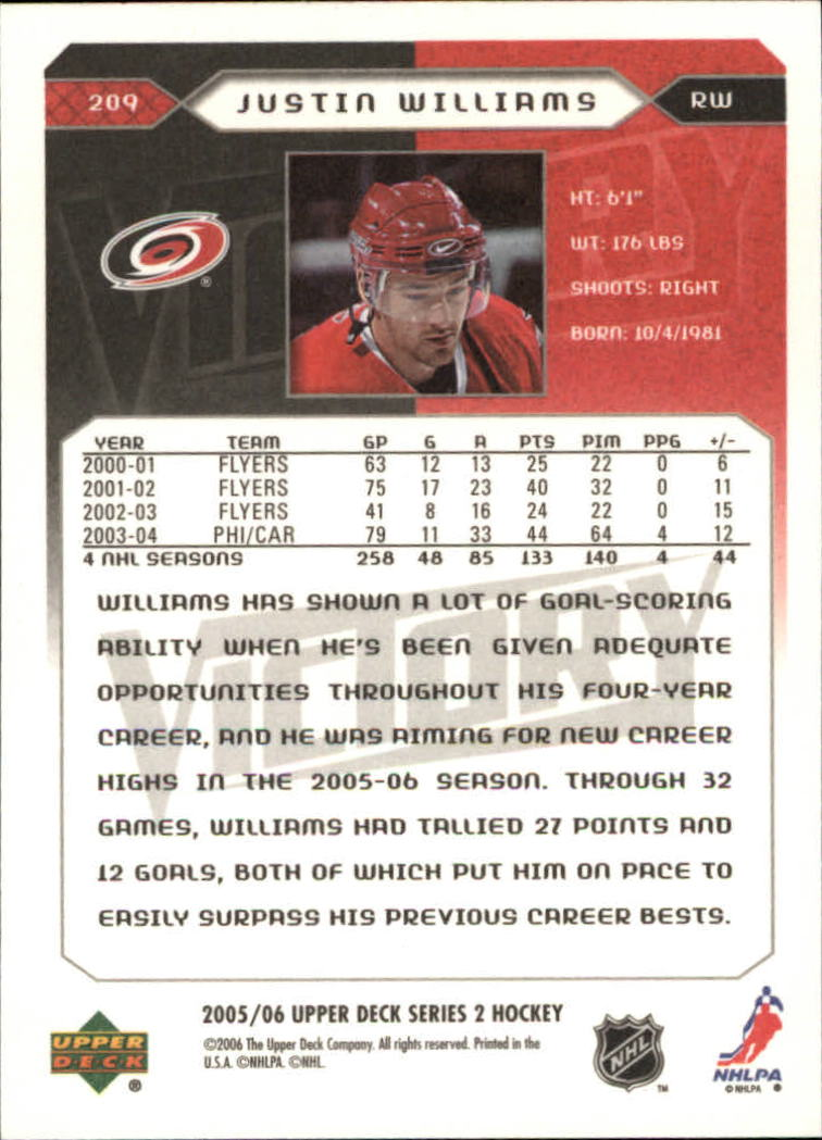 2005-06-Upper-Deck-Victory-Hockey-Cards-1-250-Pick-From-List thumbnail 379
