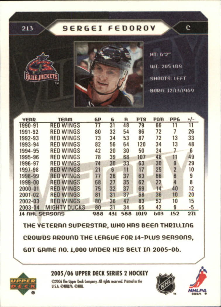 2005-06-Upper-Deck-Victory-Hockey-Cards-1-250-Pick-From-List thumbnail 387