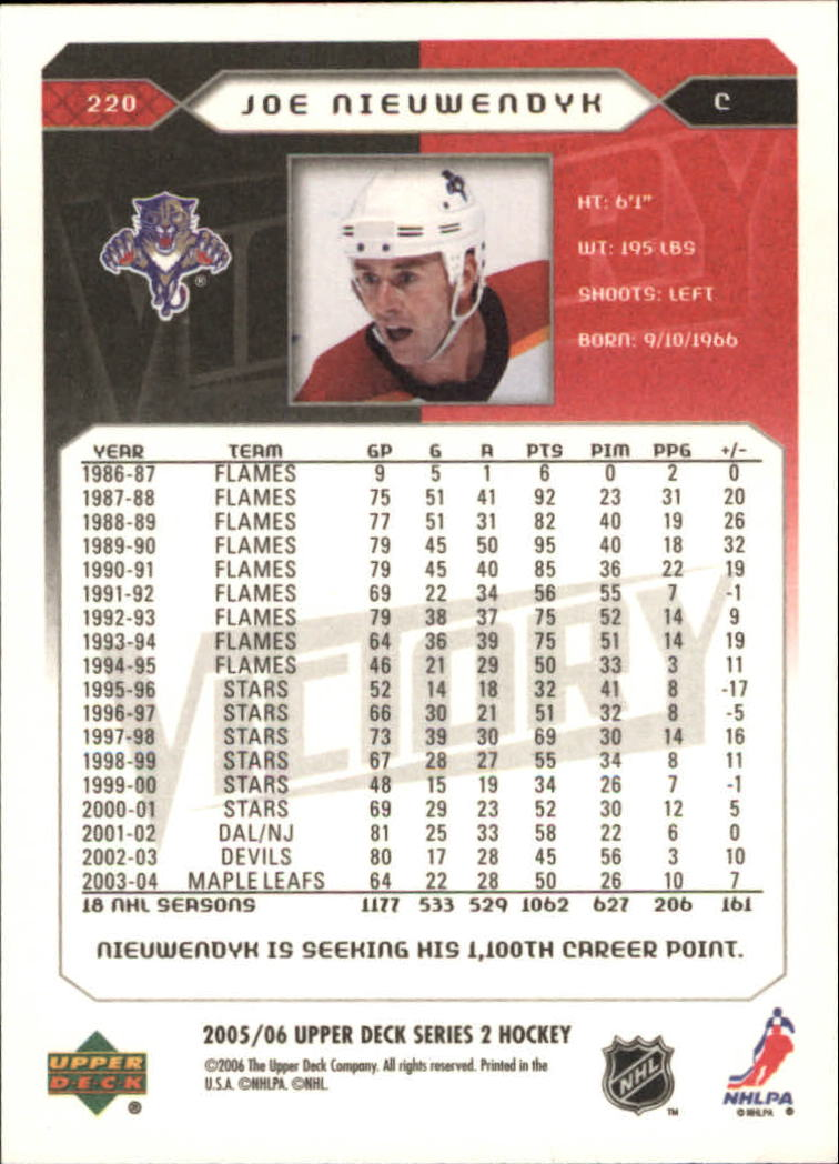 2005-06-Upper-Deck-Victory-Hockey-Cards-1-250-Pick-From-List thumbnail 393