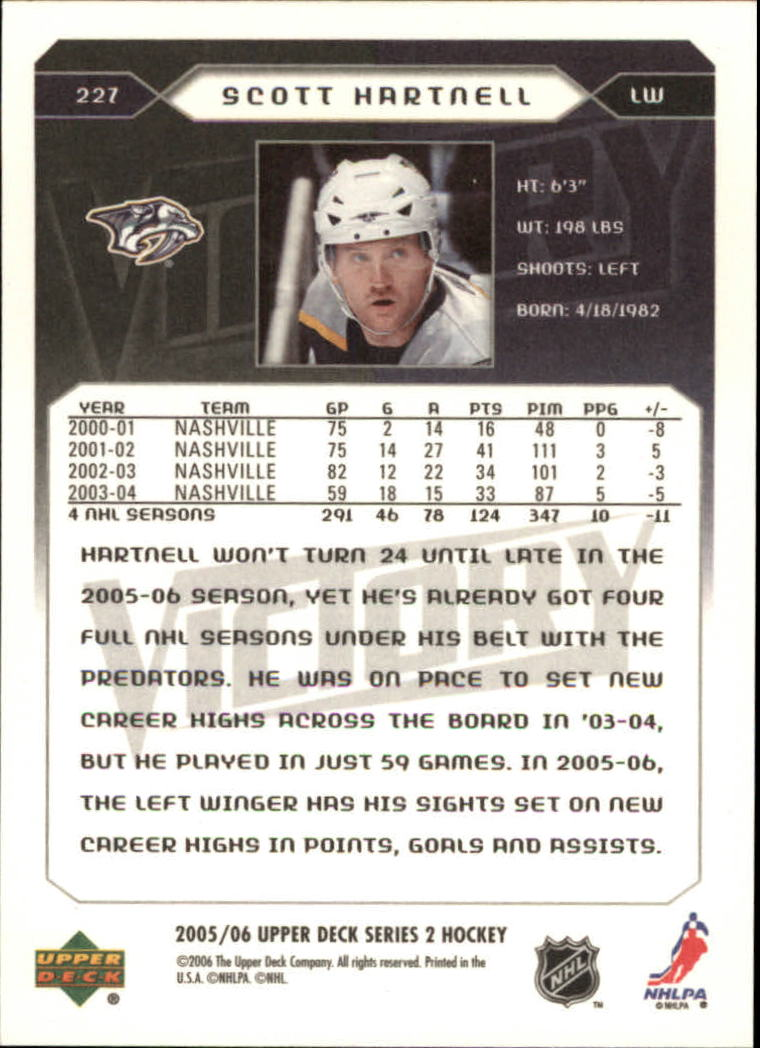 2005-06-Upper-Deck-Victory-Hockey-Cards-1-250-Pick-From-List thumbnail 403