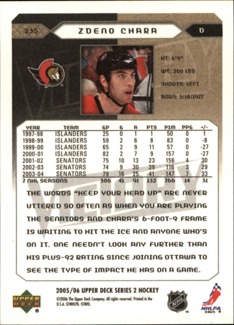 2005-06-Upper-Deck-Victory-Hockey-Cards-1-250-Pick-From-List thumbnail 411