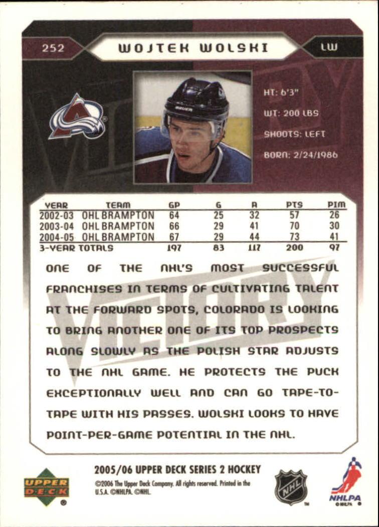 2005-06-Upper-Deck-Victory-Hockey-YOU-PICK thumbnail 105