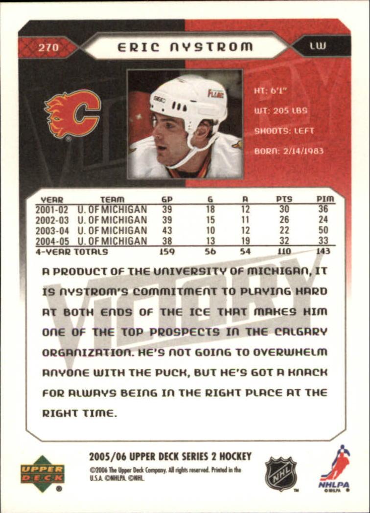 2005-06-Upper-Deck-Victory-Hockey-YOU-PICK thumbnail 138