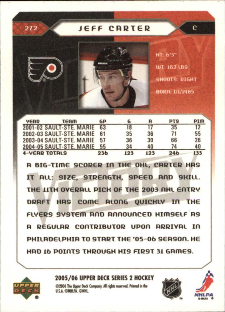 2005-06-Upper-Deck-Victory-Hockey-YOU-PICK thumbnail 142