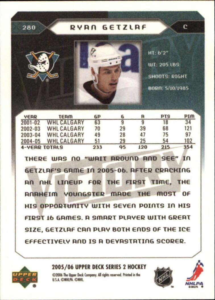 2005-06-Upper-Deck-Victory-Hockey-YOU-PICK thumbnail 154