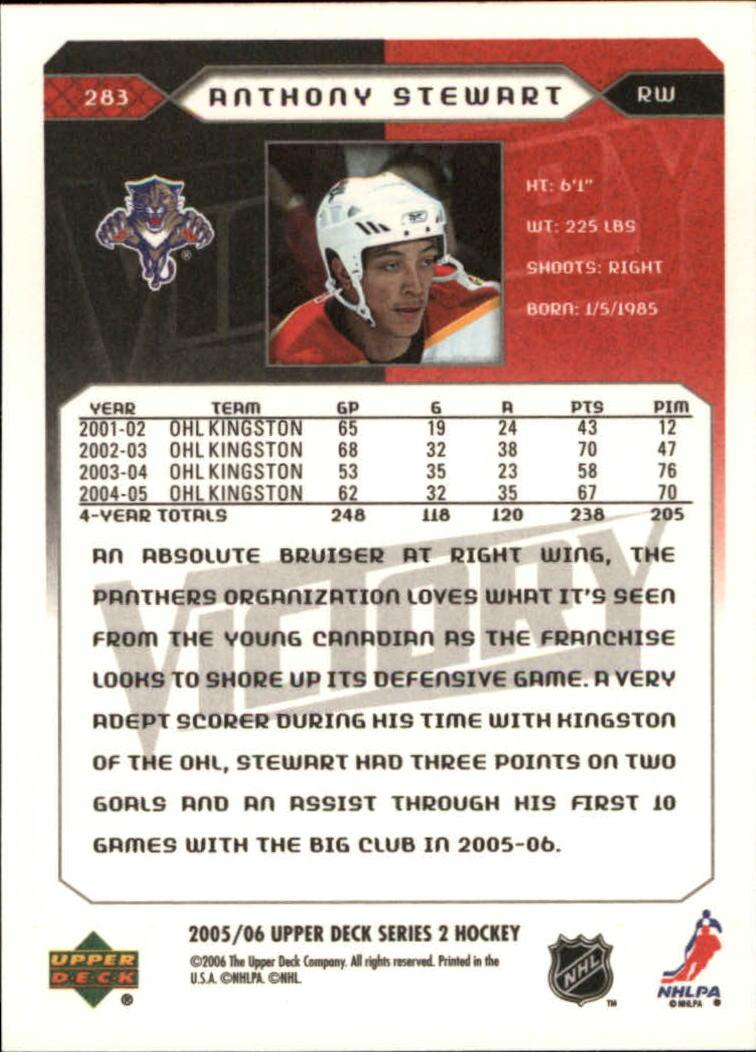 2005-06-Upper-Deck-Victory-Hockey-YOU-PICK thumbnail 160