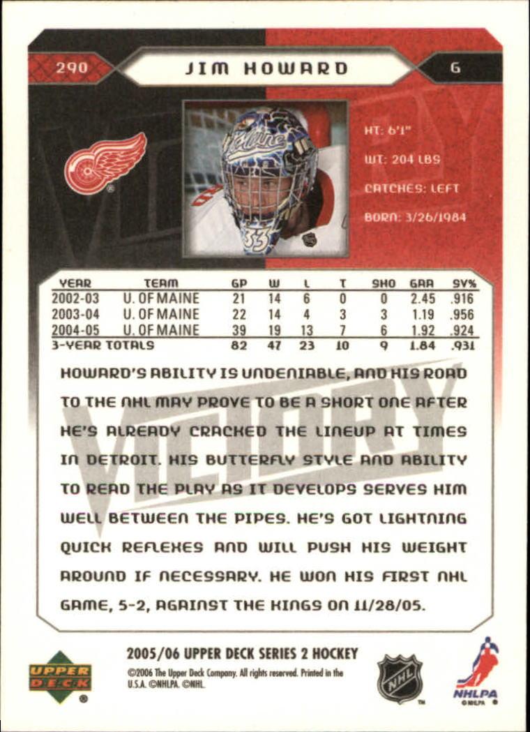 2005-06-Upper-Deck-Victory-Hockey-YOU-PICK thumbnail 172
