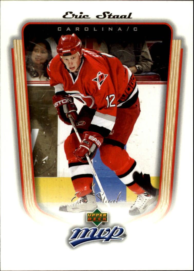 2005-06 Upper Deck MVP #78 Eric Staal