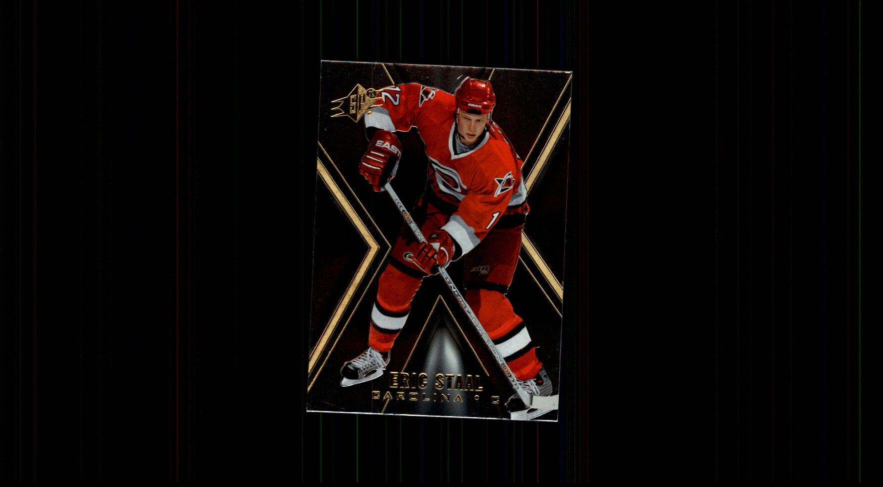 2005-06 SPx #16 Eric Staal