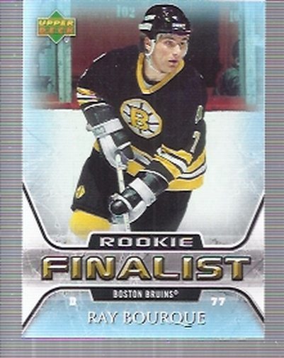 2005-06 Upper Deck All-Time Greatest #62 Ray Bourque