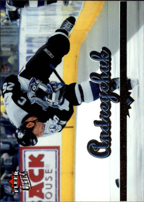 2005-06 Ultra #177 Dave Andreychuk