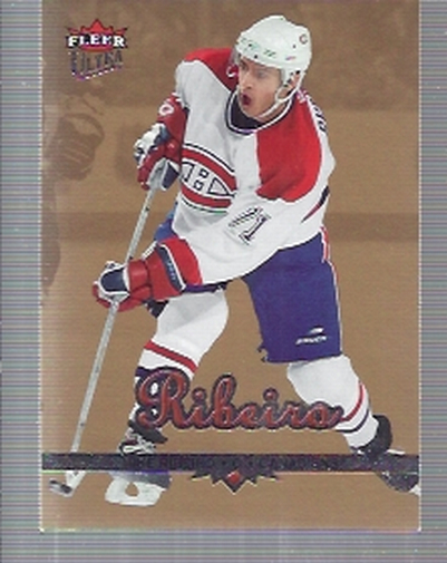 2005-06 Ultra Gold #106 Mike Ribeiro