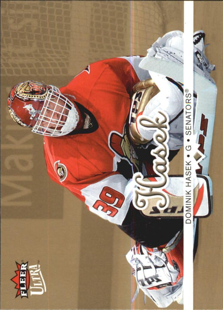 2005-06 Ultra Gold #133 Dominik Hasek