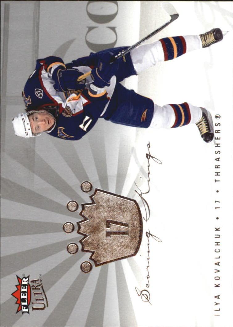 2005-06 Ultra Scoring Kings #SK20 Ilya Kovalchuk