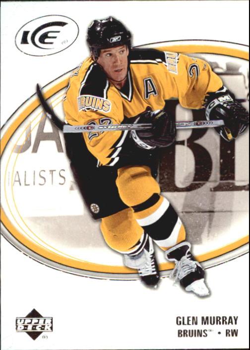2005-06 Upper Deck Ice #11 Glen Murray