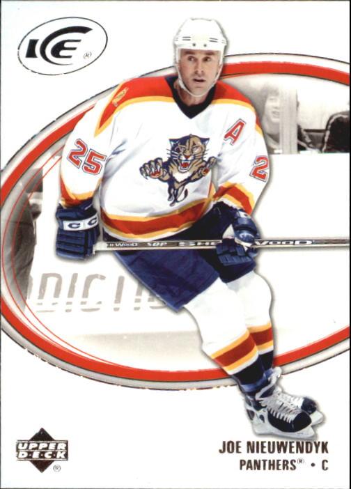 2005-06 Upper Deck Ice #41 Joe Nieuwendyk