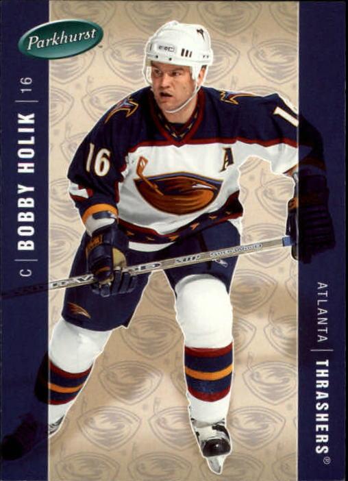 2005-06 Parkhurst #32 Bobby Holik