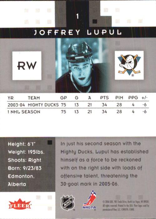 2005-06-Hot-Prospects-Hockey-Card-Pick thumbnail 3