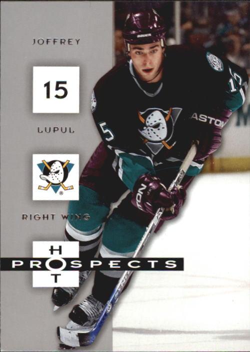 2005-06 Hot Prospects #1 Joffrey Lupul