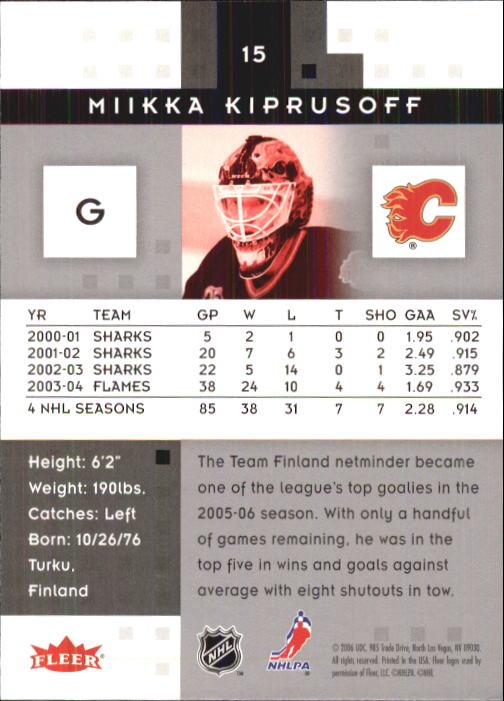 2005-06-Hot-Prospects-Hockey-Card-Pick thumbnail 29