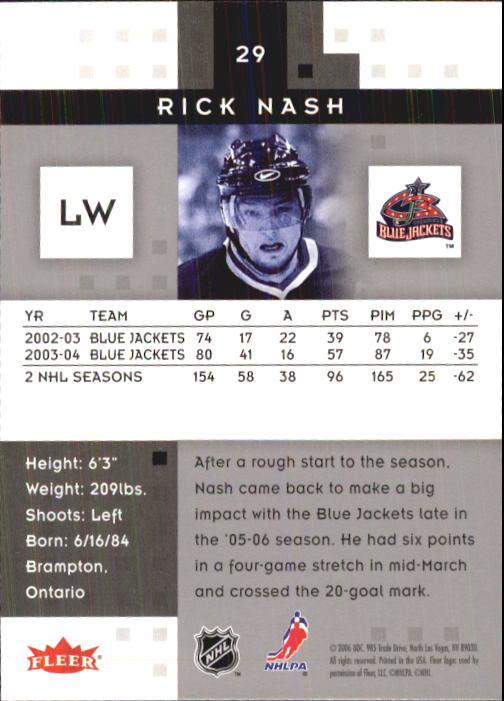 2005-06-Hot-Prospects-Hockey-Card-Pick thumbnail 57