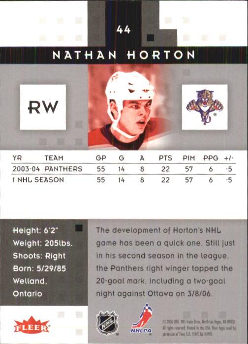 2005-06-Hot-Prospects-Hockey-Card-Pick thumbnail 85