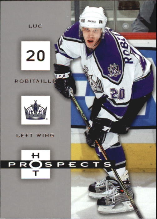 2005-06 Hot Prospects #46 Luc Robitaille