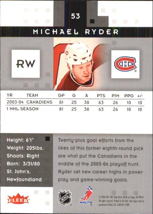 2005-06-Hot-Prospects-Hockey-Card-Pick thumbnail 103