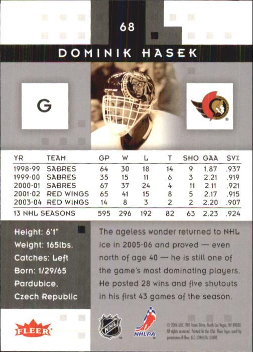 2005-06-Hot-Prospects-Hockey-Card-Pick thumbnail 131