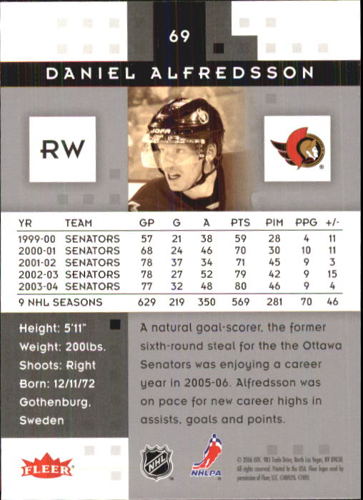 2005-06-Hot-Prospects-Hockey-Card-Pick thumbnail 133